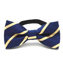 Children Kids Pre Tied Bow Tie Boys Toddler Infant Bowtie Wedding Party Necktie