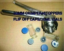 ONE 20MM hand crimper FOR 10ML VIALS