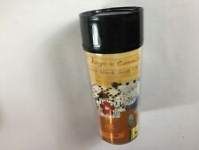 Starbucks Tumbler 1999 Coffee Cup Tea Mug Travel Linger In Coziness Window Relax