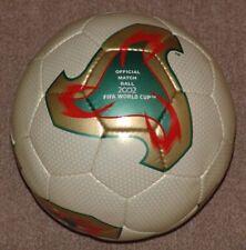 "VINTAGE FOOTBALL ADIDAS ""TANGO FEVERNOVA"" OFFICIAL 2002 WORLD CUP MATCH BALL."