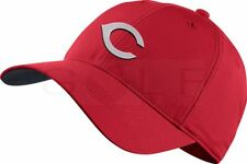 buy online 56e4d 5af9b Cincinnati Reds Nike Legacy 91 Tech MLB Hat 727043