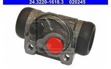 ATE Cilindro de freno rueda RENAULT 19 PEUGEOT 206 CITROEN XSARA 24.3220-1618.3