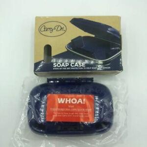 Travel Soap Case Blue