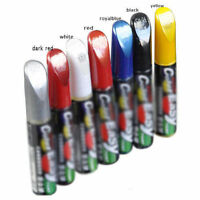 11 Color Pro Fix It Car Auto Repair Pen Clear Scratch Remover Touch Up Paint Pen