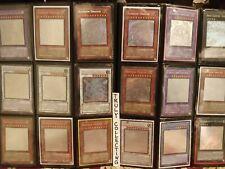 200 Yugioh Cards Lot TCG Binder Collection Mixed Holos Rares Ultra Guaranteed