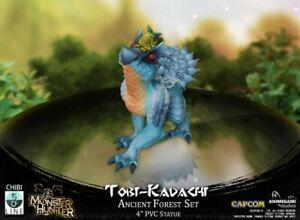 Monster Hunter PVC Statue Tobi-Kadachi 10 cm