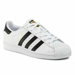 Adidas Superstar Originals  Turnschuhe Sneaker Herren-Damen Weiß  EG4958  *TOP*