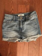 Hollister Women's Jean Shorts Size 1