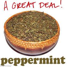 ☕ 80g - 2.8oz PEPPERMINT MENTHA PIPERITA DRIED HERB TEA !