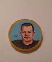 Nally's Chips (1963) - CFL Picture Discs - Tom Brown - #150 of 150 -- Rare