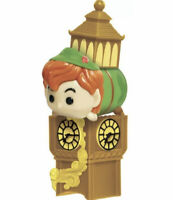 Disney Tsum Tsum Peter Pan Clock Tower Mystery Stack Pack Series 5 Cute Figure