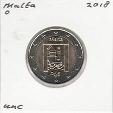 Malta 2 euro 2018 UNC : Cultureel Erfgoed