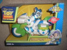 Disney Toy Story Buzz Lightyear's Meteor Cycle Missle Blastin Motorbike