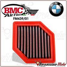 FM439/01 BMC FILTRO DE AIRE DEPORTIVO LAVABLE BMW K 1200 S 2005 2006 2007 2008