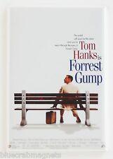 Forrest Gump FRIDGE MAGNET (2 x 3 inches) movie poster tom hanks
