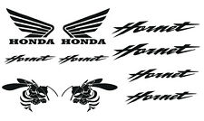 Kit 10 Stickers de HORNET Honda