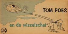 TOM POES EN DE WISSELSCHAT - Marten Toonder (1967)