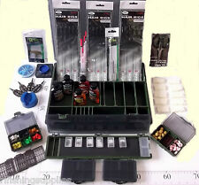 FULLY LOADED HIGH QUALITY TACKLE BOX MEGA DEAL SET CARP FISHING - THE BIG DEAL.