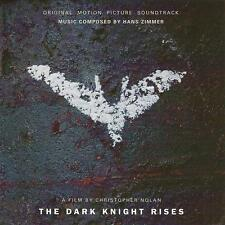 BATMAN 3 - THE DARK KNIGHT RISES (MUSIQUE DE FILM) - HANS ZIMMER (CD)