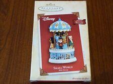 Hallmark Keepsake - Small World Walt Disney Christmas Ornament 2004