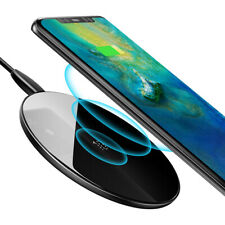 Baseus 10W Simple Fast Wireless Charger for Huawei Mate20 Pro With Type C Cable