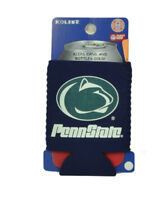 NCAA Penn State Nittany Lions Coozies Bottle Drink Coolers Beer Hugger Navy