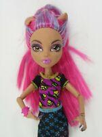 Monster High Creepateria Howleen Wolf Doll Mattel