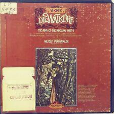 WILHELM FURTWANGLER 5 LP BOX SET WAGNER DIE WALKURIE SERRAPHIM RECORDS