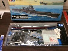 1/350 Tamiya I400 Japanese submarine with Tom's PE