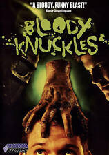 Bloody Knuckles (DVD, 2015)