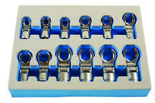 ORIGINALE LASER Tools 7165 flessibile a zampa di gallina Set chiavi 1cmd 12