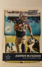 NFL Trading Card Darren McFadden Dallas Cowboys Score 2016 Panini