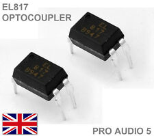 10x EL817C EL817 PC817 Transistor Output Optocoupler I.C.- UK STOCK - FAST POST
