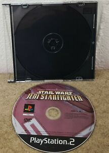Star Wars Jedi Starfighter Disc Only Sony Playstation 2 VGC
