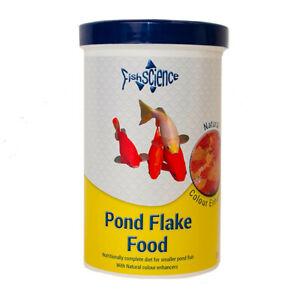 Fish Science Pond Flake 200g