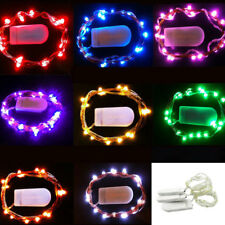 2M 20 LED Christmas Wedding Xmas Party Decor Outdoor Indoor String Lights Lamp