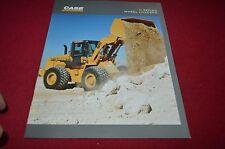 Case Tractor 621C 721C 821C 921C Wheel Loader Dealer's Brochure DCPA6