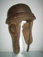 WWI ROOLD STYLE PILOT AVIATION FLYING HELMET