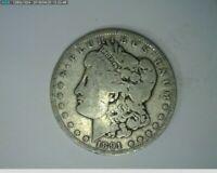 1891-O Morgan Dollar  ( 5-265 5M/o )