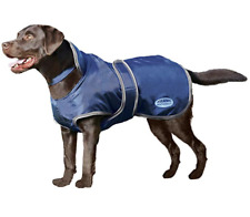 New Weatherbeeta Windbreaker 420D Deluxe Dog Coat Fleece-Lined with Belly Wrap
