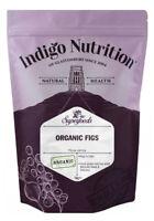 Indigo Herbs Organic Whole Figs 500g - 1kg Sun Dried