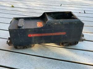 Vintage Buddy L Train Tender, Original 1920's