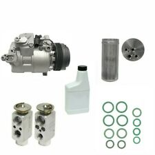 RYC Remanufactured Complete AC Compressor Kit GG396 With Drier
