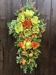 Artificial Flower Tribute