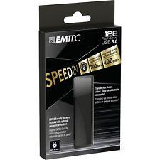 128GB USB3 Emtec SpeedIN Pro S600 Flash Drive (Ultra fast <400 MB/s)