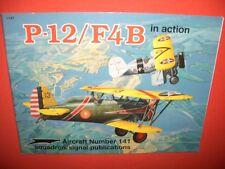 AIGLES Signal 1141 Number 141, Boeing p-12/f4b en action