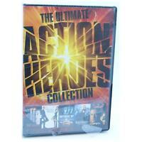 Ultimate acción héroes Colección Die Hard y 4 más DVD Región 2 Nuevo Sellado