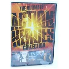 Azione Finale Heroes Collection Die Hard e altri 4 DVD Regione 2 NUOVO SIGILLATO