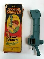 Marx Sooper Snooper Periscope Toy Vintage 1960s in original box complete