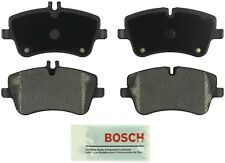 For Mercedes R171 W203 C209 SLK CLK C-Class Front Blue Disc Brake Pads Bosch